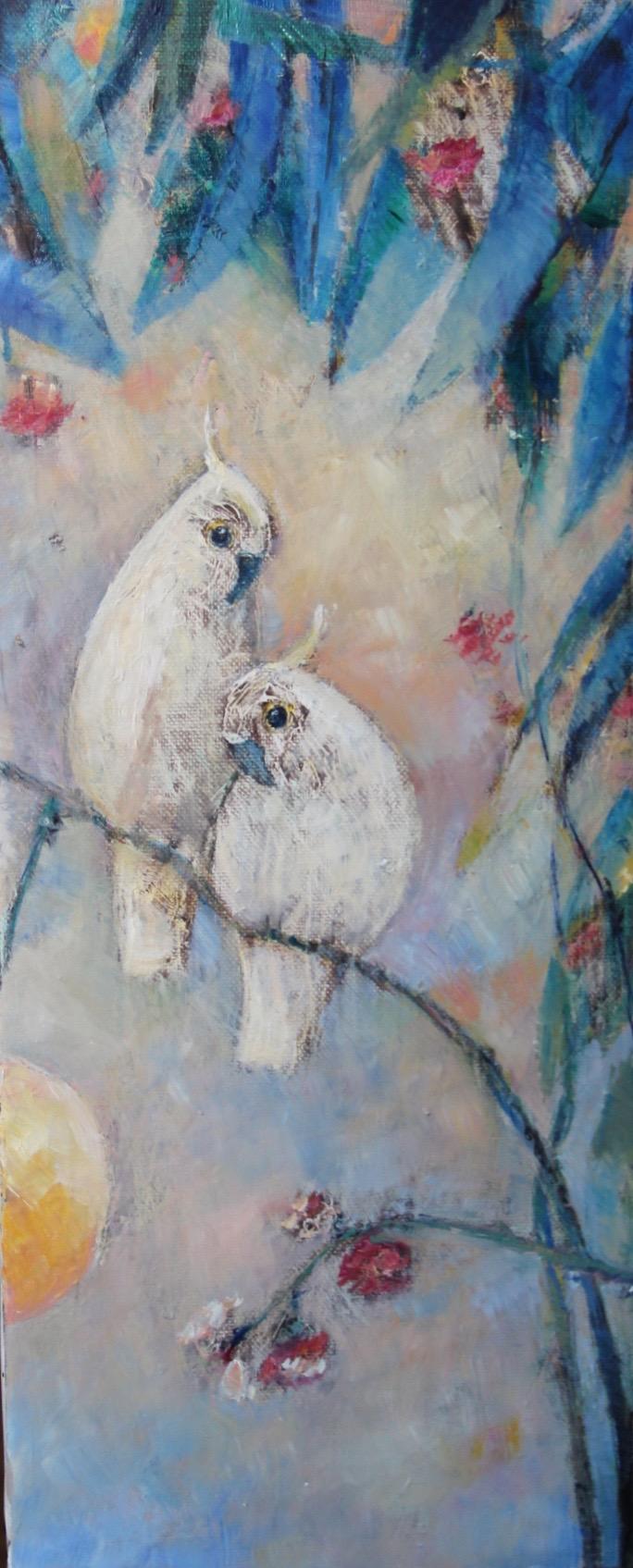 zwei-kakadus