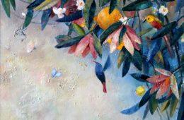 Zwischen Blüten und Früchten