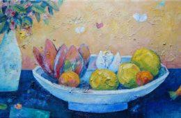 Zitronenbesuch